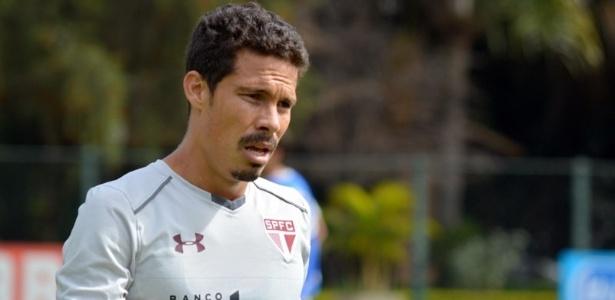 Hernanes tem três partidas desde o retorno ao São Paulo