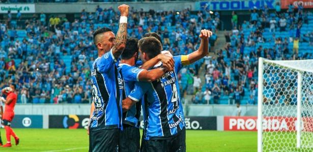 Time do Grêmio terá apoio absoluto em jogo de ida da final na Arena, domingo