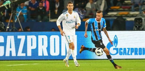 Luan é um dos jogadores na mira do mercado europeu e pode deixar o Grêmio