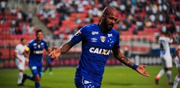 Contratado no início do ano, volante nunca se firmou e crê que está com os dias contados - Bruno Haddad/Cruzeiro
