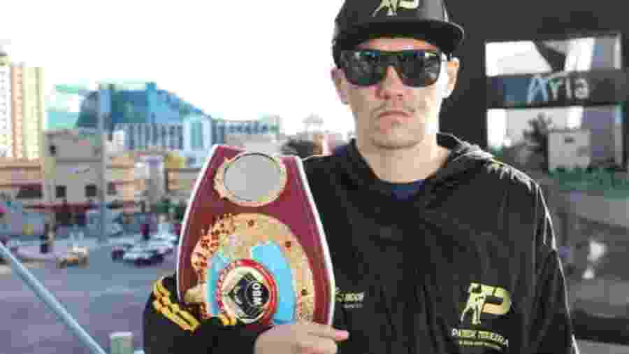Patrick Teixeira - Ag. Fight