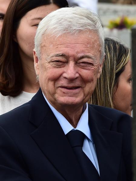 Ricardo Teixeira, ex-presidente da CBF, em foto de 2016 - Tasso Marcelo/AFP