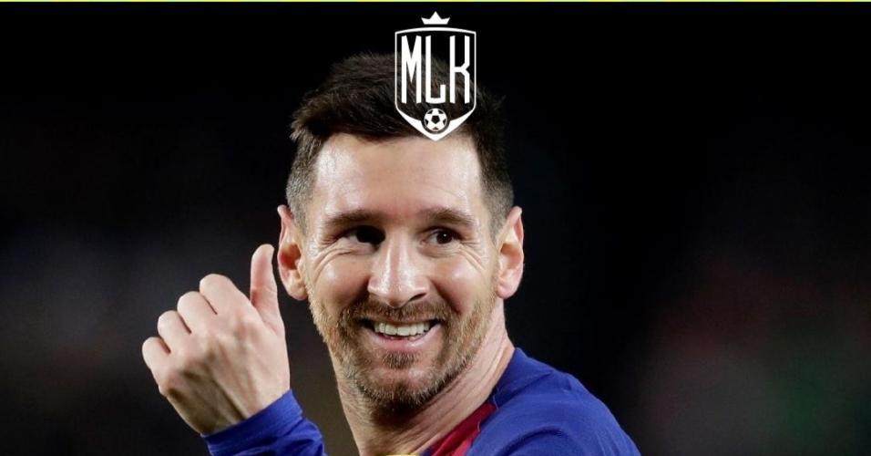 Quiz Messi - Futebol Muleke