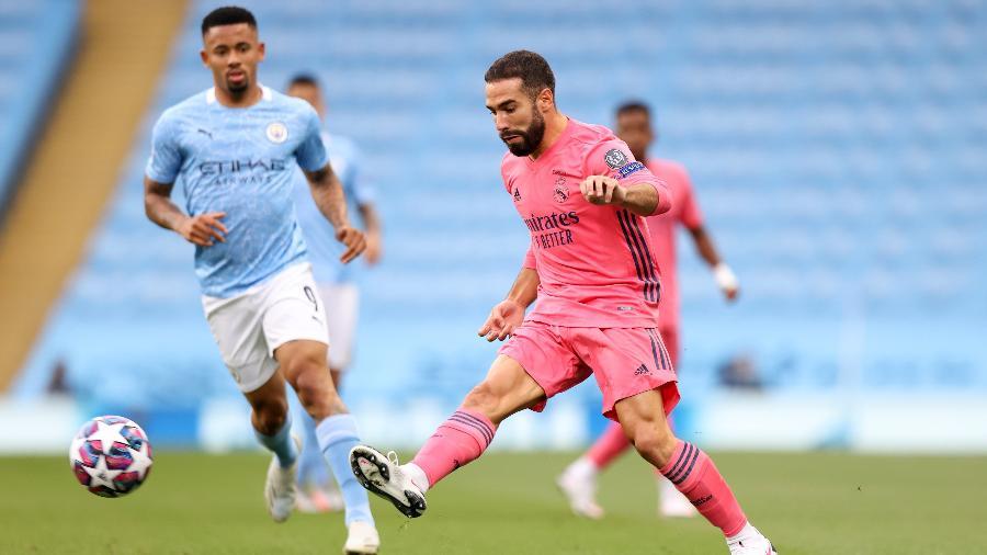 Lateral espanhol deve ficar fora de combate por cerca de dois meses - Robbie Jay Barratt - AMA/Getty Images