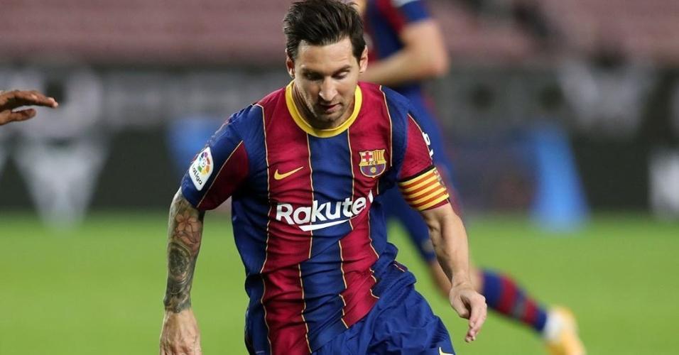 Messi é primeiro colocado em ranking da SportsPro