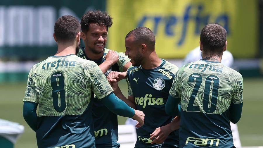 Palmeiras pode ter 8 reforços contra o Athletico-PR, veja provável escalação