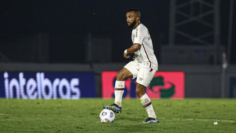 Samuel Xavier, lateral-direito do Fluminense - Lucas Merçon / Fluminense F.C.