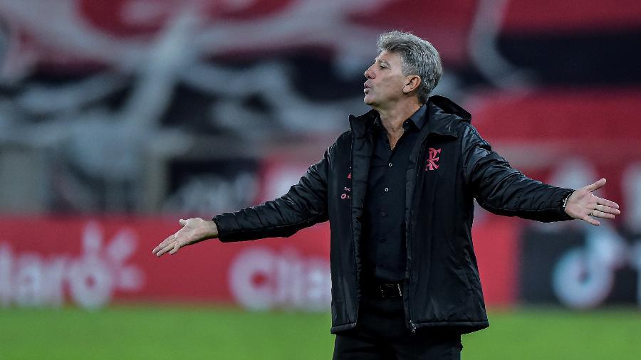Para o atacante do Sport, Renato é o melhor técnico do Brasil atualmente - Thiago Ribeiro/AGIF