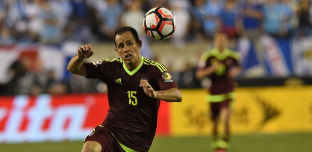 Alejandro Guerra está na mira do Fluminense para sequência da temporada