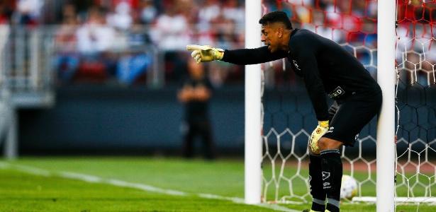 Cedido pelo Audax, Sidão tem contrato com a equipe de Osasco até o final do Paulista - Rubens Cavallari/Folhapress