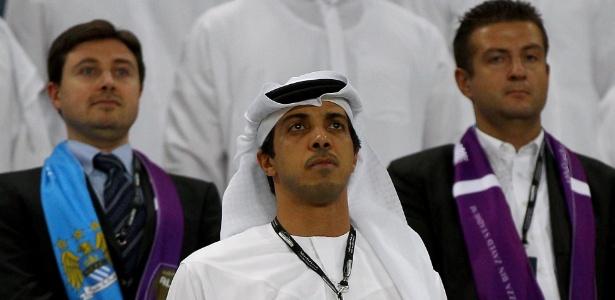 Mansour bin Zayed, controlador do City, quer uma base na América para facilitar transações