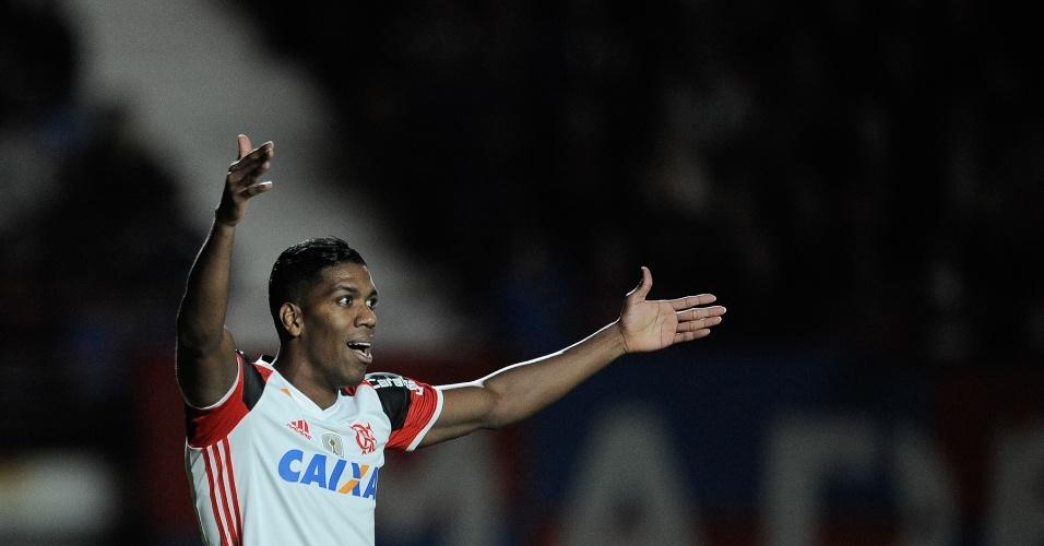 Orlando Berrío está na lista dos gringos que fracassaram até o momento no Flamengo