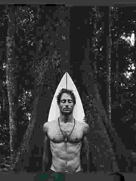 Jean da Silva, surfista brasileiro, campeão nacional em 2010 - Reprodução/Instagram