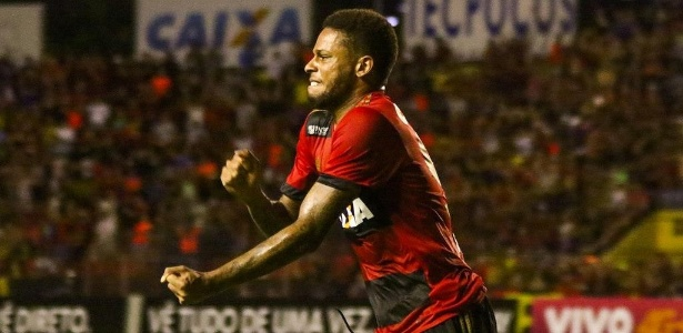 André, atacante do Sport, está muito perto de ser confirmado como reforço do Grêmio