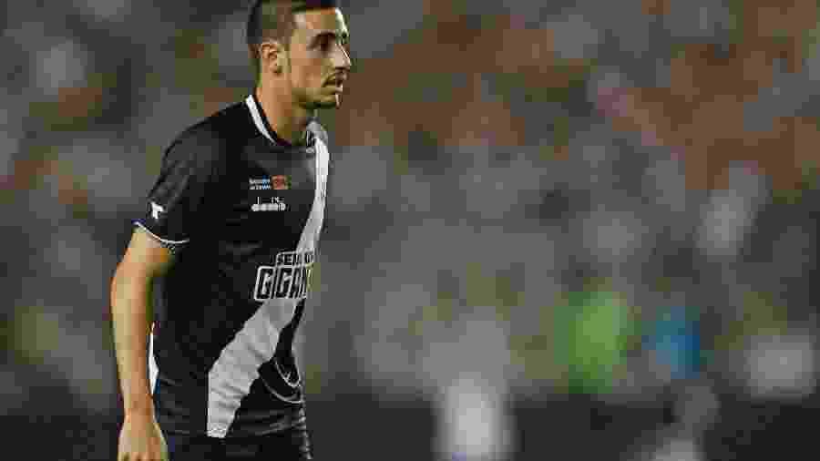 Thiago Galhardo teve passagem conturbada pelo Vasco e vive nova realidade no Inter - Rafael Ribeiro/Vasco
