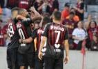 Jogadores do Atlético-PR veem cansaço e respeito por ritmo contra o Paraná - Cleber Yamaguchi/AGIF