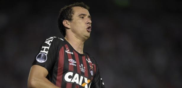 Na Copa Sul-Americana, Pablo marcou 5 gols e deu 3 assistências  - RAUL ARBOLEDA / AFP