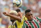 """""""Empate com gosto de derrota"""", diz Ibañez após 1 a 1 do Fluminense - Thiago Ribeiro/AGIF"""