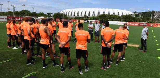 CT do Internacional receberá mais um gramado para abrigar treinos da base - Ricardo Duarte/SC Inter