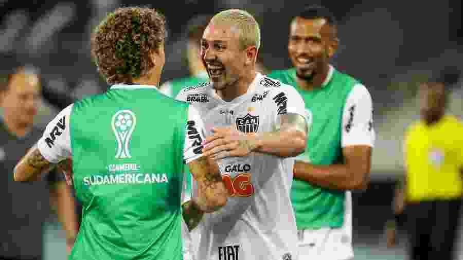 Jogo de ida das quartas de final da Sul-Americana será transmitido pelo DAZN - Bruno Cantini/Divulgação/Atlético-MG