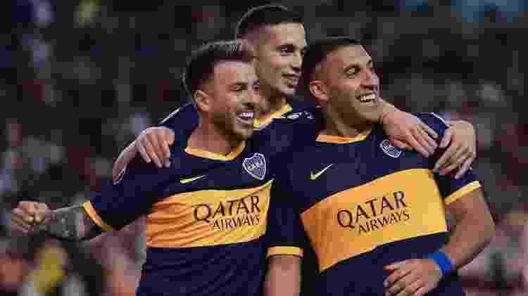 Boca Juniors - RODRIGO BUENDIA / AFP - RODRIGO BUENDIA / AFP