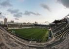 Santos deve estrear novo telão da Vila Belmiro com portões fechados