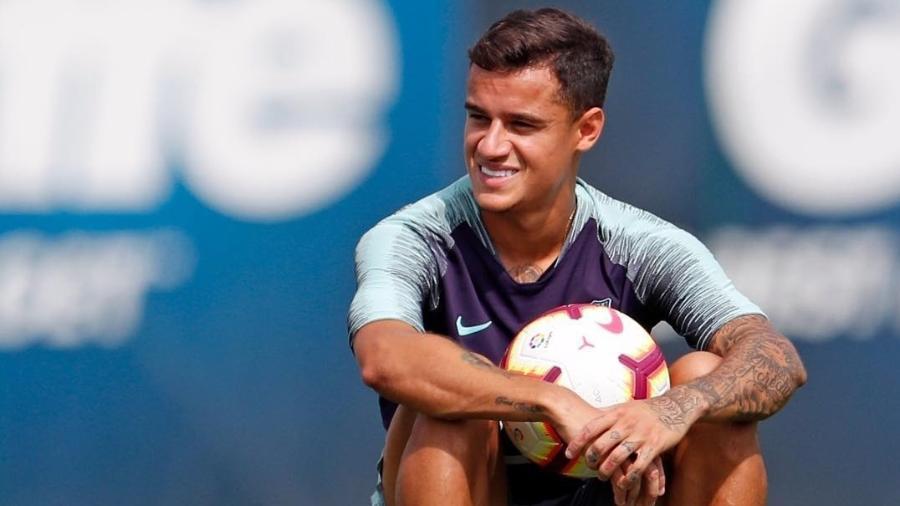 Coutinho é alvo de vários clubes europeus, mas pode voltar ao Barcelona; ele está emprestado ao Bayern - Reprodução/Instagram