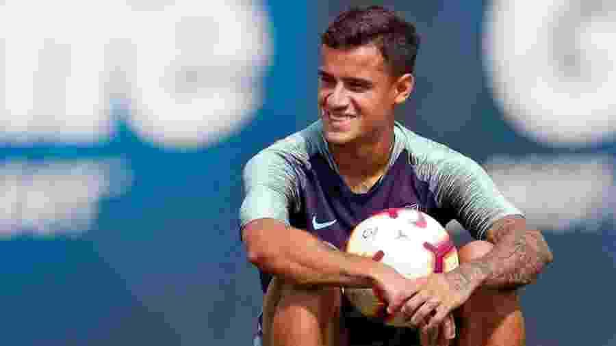 Philippe Coutinho é alvo de vários clubes europeus e pode voltar à Inglaterra - Reprodução/Instagram