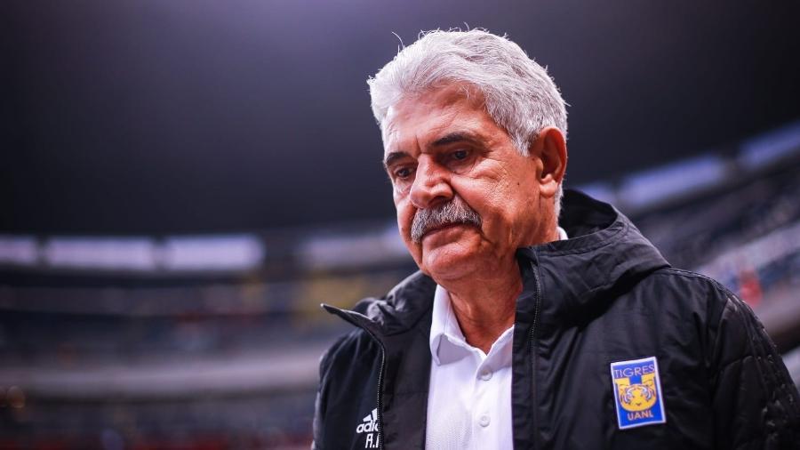 Há 11 anos no comando do Tigres, Ferretti nunca trabalhou como técnico no Brasil - Getty Images