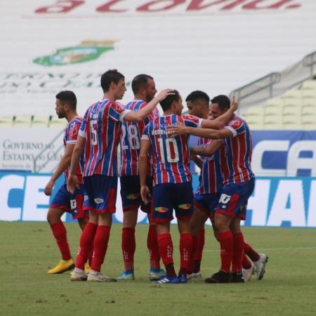Bahia enfrenta o Deportivo Guabirá nesta terça-feira (27) - Rafael Machaddo / EC Bahia