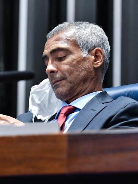 Romário foi escolhido relator da Lei do Mandante no Senado - Waldemir Barreto/Waldemir Barreto/Agência Senado
