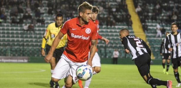 Rafael Moura está perto de assinar com o Atlético-MG para ser repassado ao Figueirense