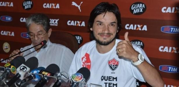 Tiago Real foi um dos autores dos gols