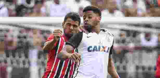 Corinthians x São Paulo - Ricardo Nogueira/Folhapress - Ricardo Nogueira/Folhapress