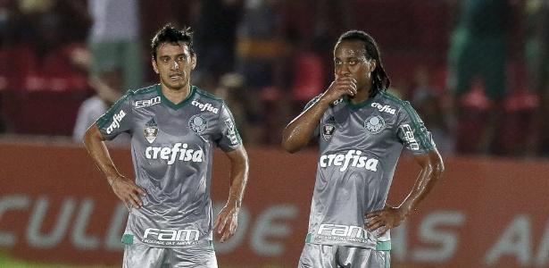 Arouca lamenta resultado do Palmeiras contra o Osasco Audax