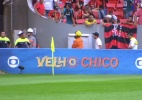 PM de SP anuncia prisão de torcedor do Palmeiras por briga em Brasília - Reprodução/TV Globo