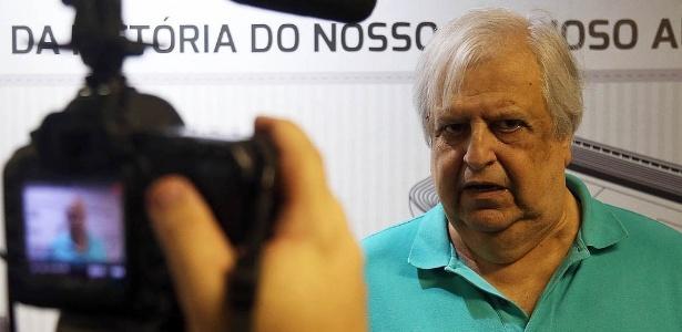 Modesto Roma Júnior, presidente do Santos