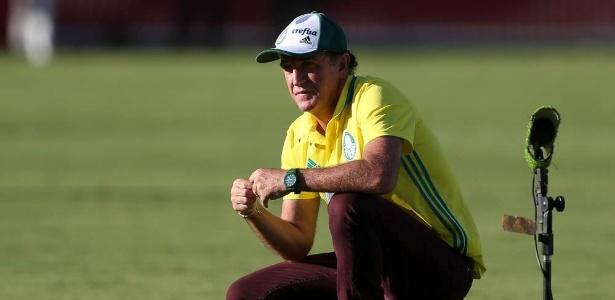 Cuca deixou o Palmeiras no último domingo, cercado de elogios do grupo