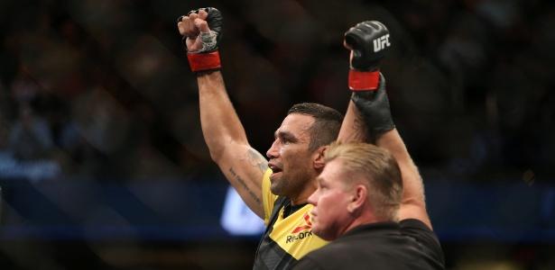 Sem Velasquez, Werdum ficou sem adversário no UFC 207 - Rey Del Rio/Getty Images
