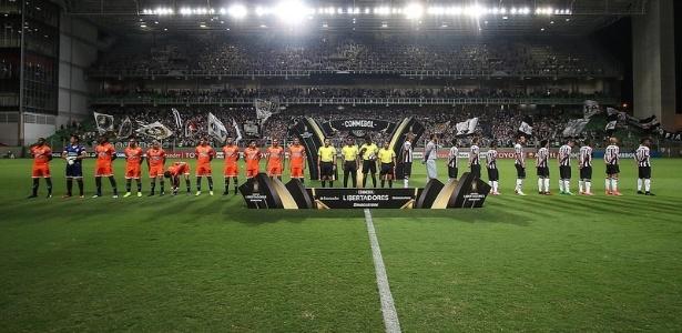 Atlético-MG vai receber o Flamengo no Independência