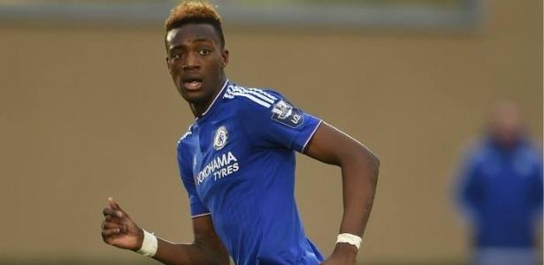 Tammy Abraham, jovem do Chelsea que está emprestado ao Bristol City