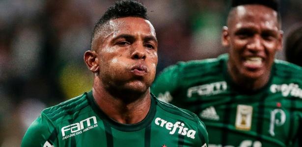 Borja ganha nova chance como titular do Palmeiras nesta quarta-feira