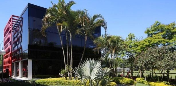 Detalhe do CT da Barra Funda, do São Paulo; clube quer concessão igual às dos rivais