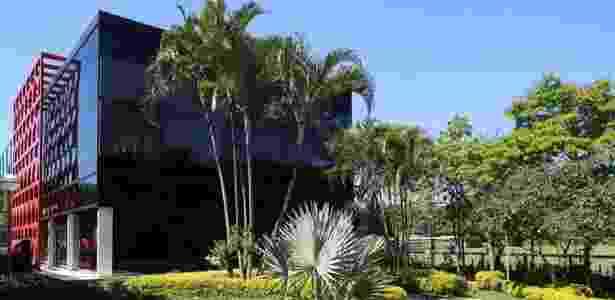 CT da Barra Funda, do São Paulo - Rubens Chiri/saopaulofc.net - Rubens Chiri/saopaulofc.net