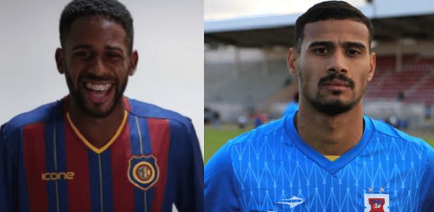 Ruan e Gabriel Dias, novos reforços do Internacional para temporada 2018