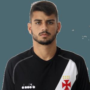 Ricardo, jovem zagueiro do Vasco