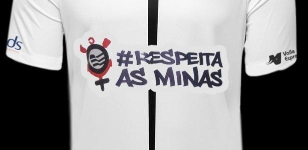 Corinthians homenageará mulheres com frase no uniforme e mensagens na Arena  - Esporte - BOL dbb84baa5d485