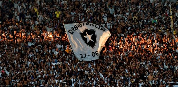 Torcida do Botafogo compareceu na final, mas clube sofreu com a bilheteria no torneio