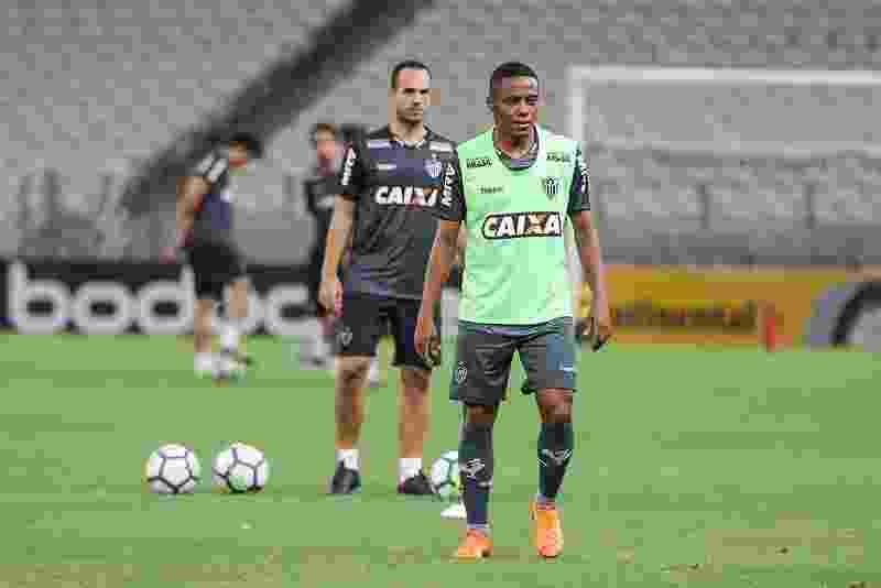 Caso Elias é uma menos do Atlético-MG na Fifa - undefined
