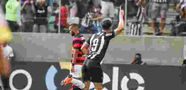 Atacante já superou número de assistências e está próximo de igualar gols de 2017 - Bruno Cantini/Atlético-MG